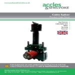 Accles & Shelvoke Cable Spiker